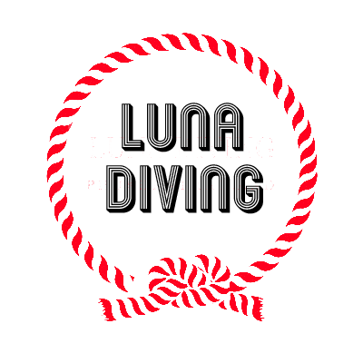 Luna Diving Logo