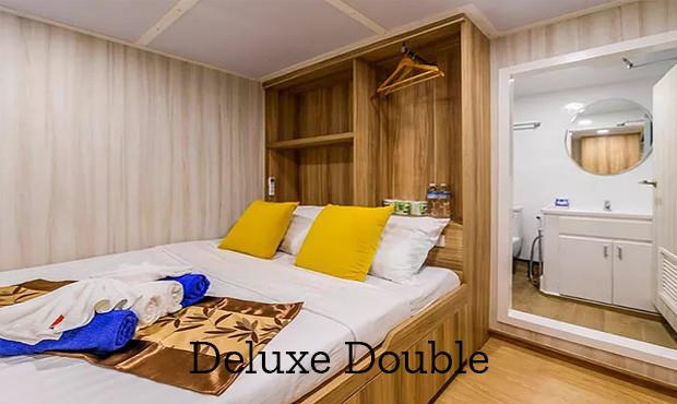 Deep Andaman Queen Liveaboard Deluxe Double Cabin