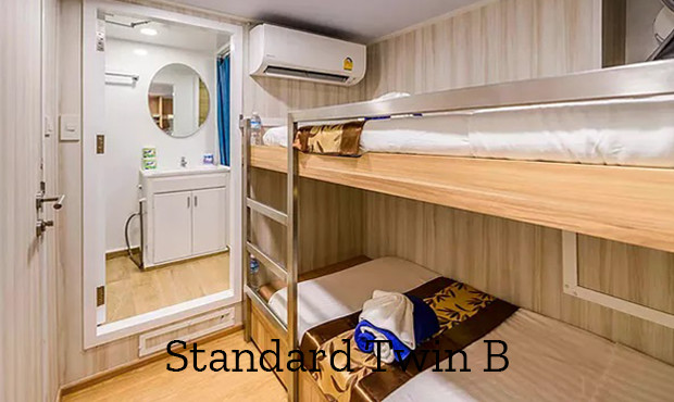 Deep Andaman Queen Liveaboard Standard Twin 2