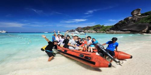 Hallelujah Thailand Liveaboard Surin Islands