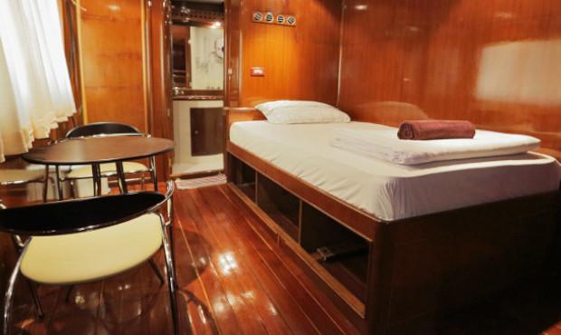 Hallelujah Thailand Liveaboard VIP Cabin