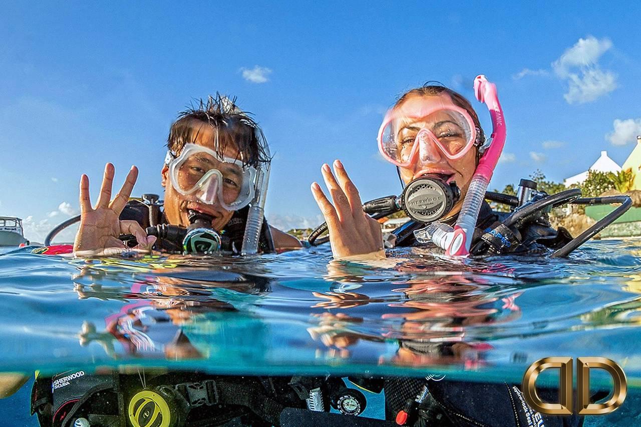 Deluxe Scuba Diving Course Phuket Luna Diving