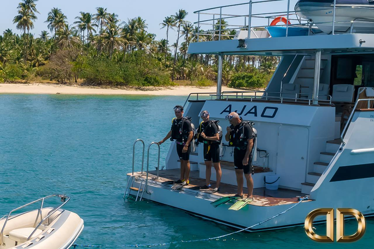 Luna Diving Discover Scuba Diving Phuket