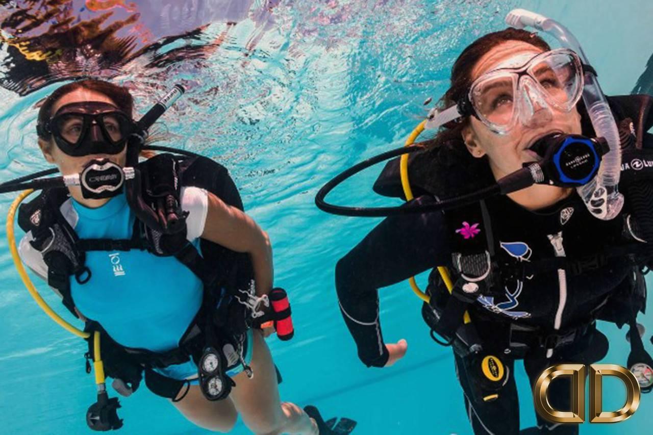PADI Open Water Diver Course Phuket Luna Diving
